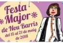 Comença la Festa Major de Nou Barris