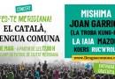 Concerts de Mishima, Joan Garriga, La Iaia i Mazoni a Ciutat Meridiana