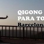 Txikung-Qigong a l'aire lliure