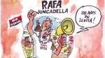 Homenatge a Rafa Juncadella a Nou Barris