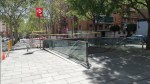 La plaça dels Jardins d'Alfàbia enllesteix la seva remodelació
