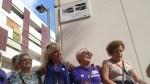 Una placa per recordar les dones del safareig de les Cases del Governador