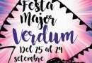Verdum reprèn les festes majors de barri després de l'estiu
