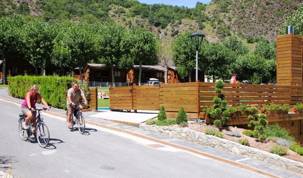 4 Rutes de cicloturisme des de Nou Càmping