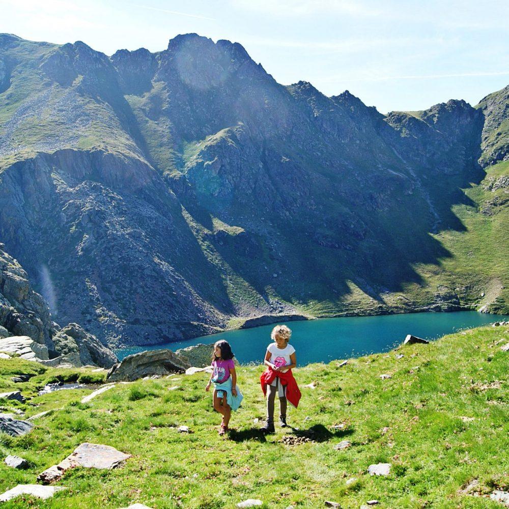 Deze zomer, kamperen met uw kleine Bergbeklimmers