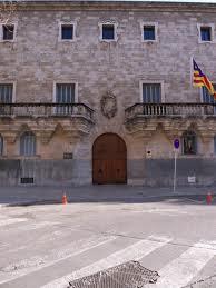 Imagen del Palau de Justícia de Palma, sede de la Audiencia Provincial