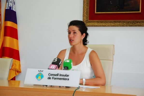 La diputada Silvia Tur, en una imatge d'arxiu.