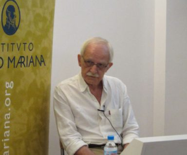 El intelectual Antonio Escohotado. Foto: FDV (Wikipedia)