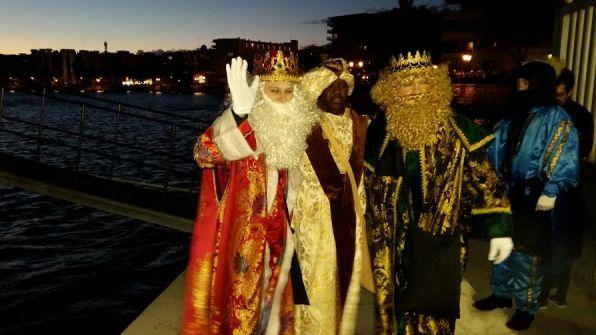 Reyes Magos Santa Eulària