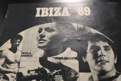 La presentación de la muestra '50 años de cine en Ibiza' celebrada hoy en Sa Nostra Sala. Foto: Consell de Ibiza