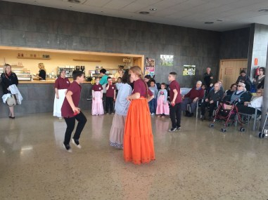 Sa Residencia celebró sus diez años con actividades para los mayores y las familias.