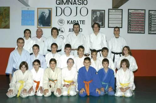 Club Dojo Formentera. Foto: EEIF