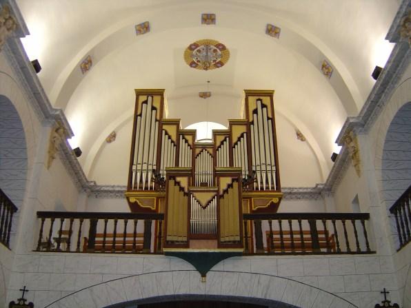 'Concerts de tardor' amb un concert d'orgue i veu a l'església de Sant Josep