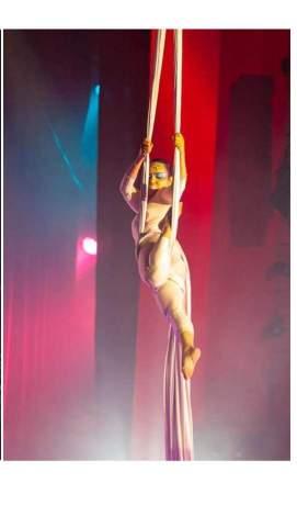 El espectáculo 'Cabaret de Reyes' llega a Circolar.