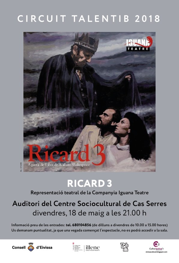 CONSELL - RICARD 3 - POSTER- LOW