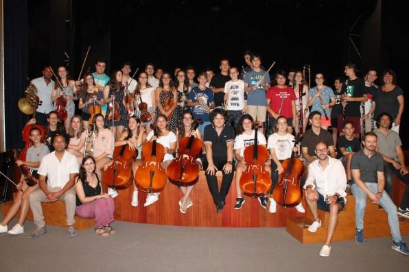 Orquesta Jove simfónica Eivissa