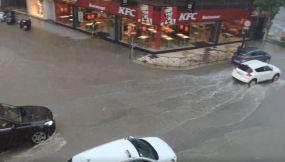 Ibiza inundada