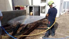 Conato de incendio en Formentera