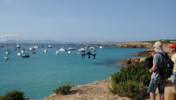 cala saona incidente