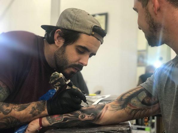 80 Tatuadores De Todo El Mundo Participan En La Ibiza Tattoo