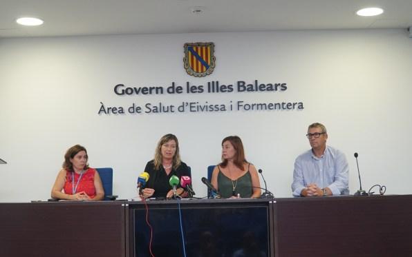 armengol, área de salud de Eivissa y Formentera