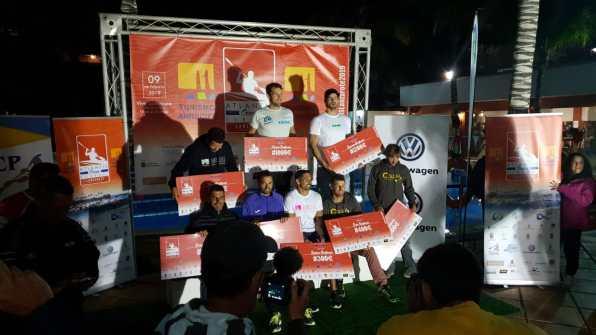 daniel sánchez, en el podio de los ocho mejores (1)