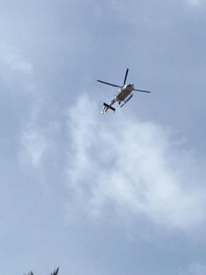 Helicóptero Policía Nacional