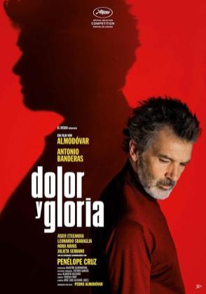 Dolor y Gloria Almodovar