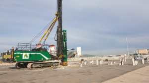 Obras puerto Botafoc