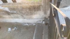 Accidente carretera Sant Josep altura rotonda Can Cifre