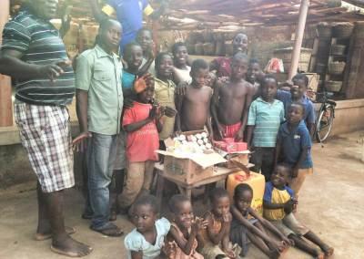 Aide orphelinat Tsévié LBB – Sept 2013