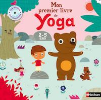 Mon premier livre de Yoga chez Nathan