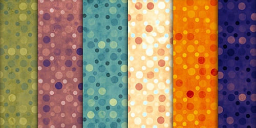 Free-exotic-polkadots in 80 Stunning Background Patterns For Your Websites