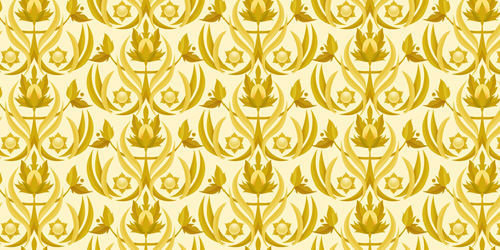 Old-posy-gold in 80 Stunning Background Patterns For Your Websites