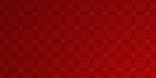 Skullz in 80 Stunning Background Patterns For Your Websites