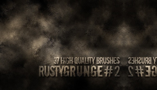 Grungebrushes46 in 100+ Free High Resolution Photoshop Brush Sets