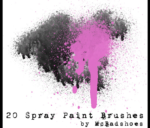 Grungebrushes59 in 100+ Free High Resolution Photoshop Brush Sets