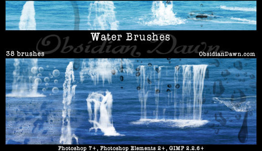 Naturesbrush118 in 100+ Free High Resolution Photoshop Brush Sets