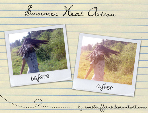Photoshopactions38 in 80+ Time Saving and Free Photoshop Action Sets To Enhance your Photos