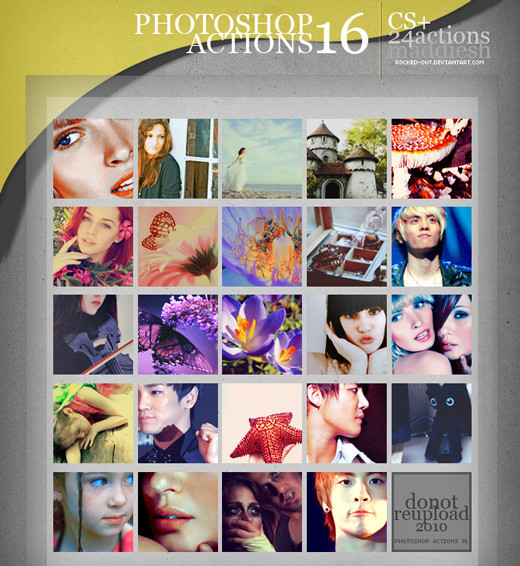 Photoshopactions41 in 80+ Time Saving and Free Photoshop Action Sets To Enhance your Photos