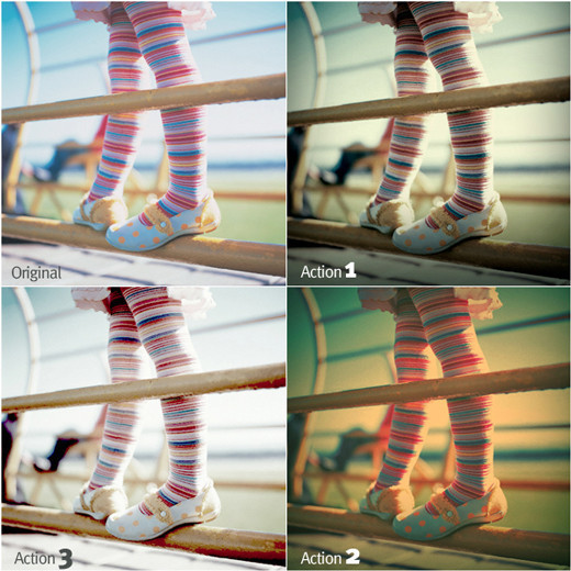 Photoshopactions49 in 80+ Time Saving and Free Photoshop Action Sets To Enhance your Photos