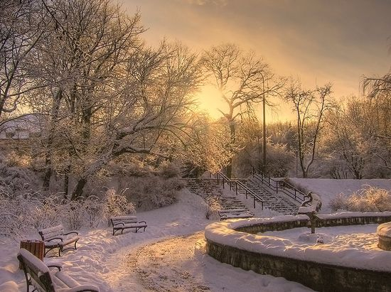 Snowy Winter Photography  noupe