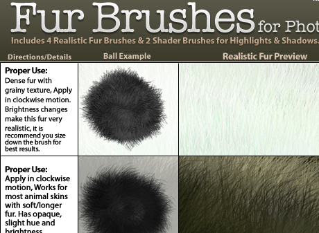 80 All You Need Photoshop Brushes Noupe