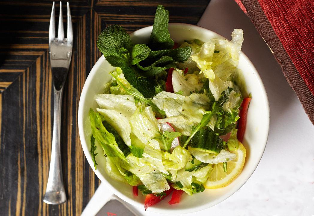Noura Fresh Herb Salad
