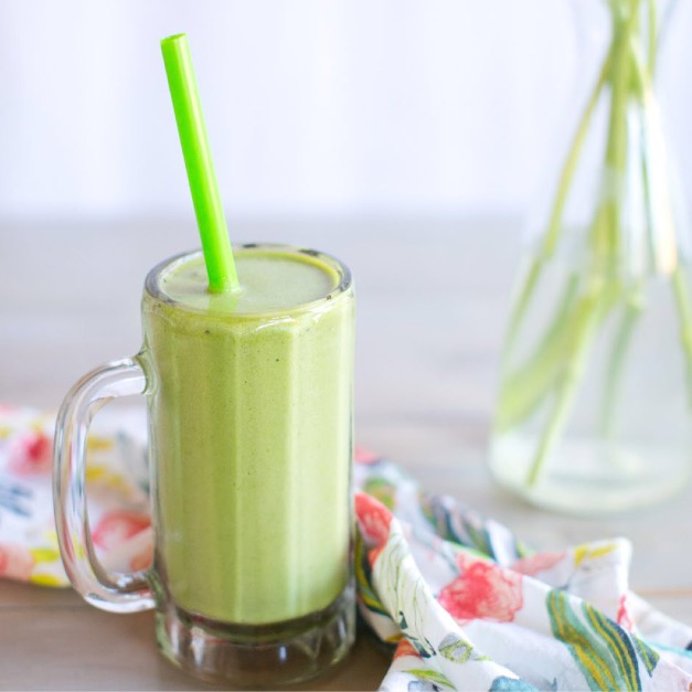 healthy green smoothie recipe