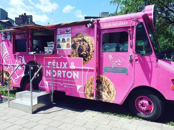The Felix and Norton Food Truck