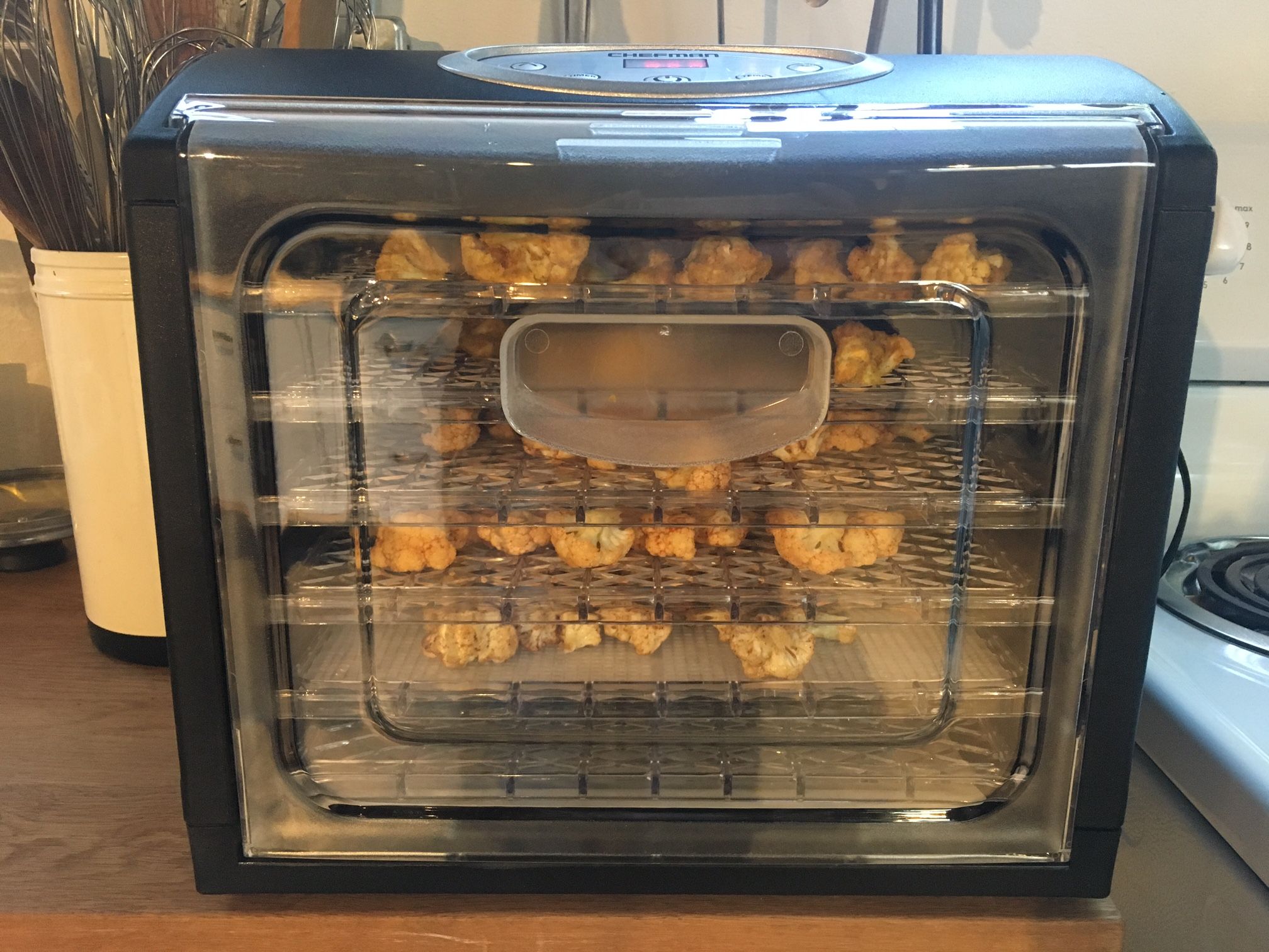 Chefman 6-Tray Air Fryer