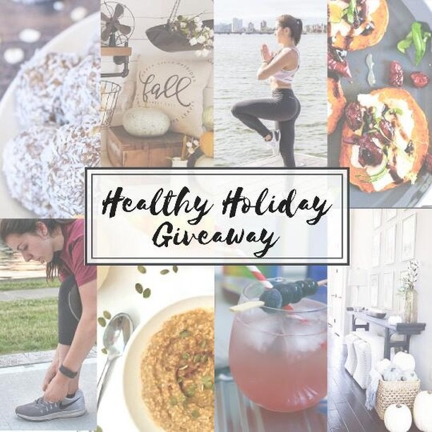 PSA: Healthy Holiday Giveaway!