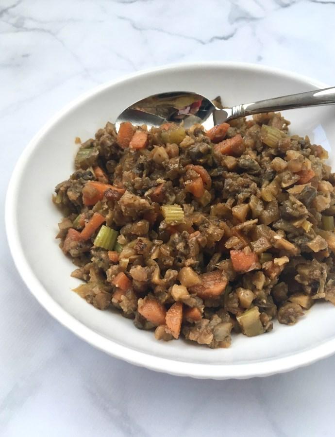 Cauliflower Fried Rice {Gluten-Free, Low-Calorie, Paleo-Friendly}