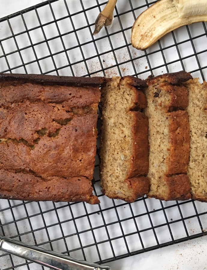 Paleo Collagen Banana Bread